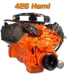 426 Mopar Engine