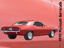 1970 Plymouth Barracuda Wallpaper