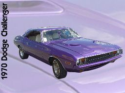 1970 Dodge Challenger Wallpaper