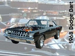 1968 Dodge Dart Wallpaper