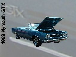 1968 Plymouth GTX Wallpaper