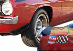 The AAR Cuda, a machine that left an impact on the muscle car era as