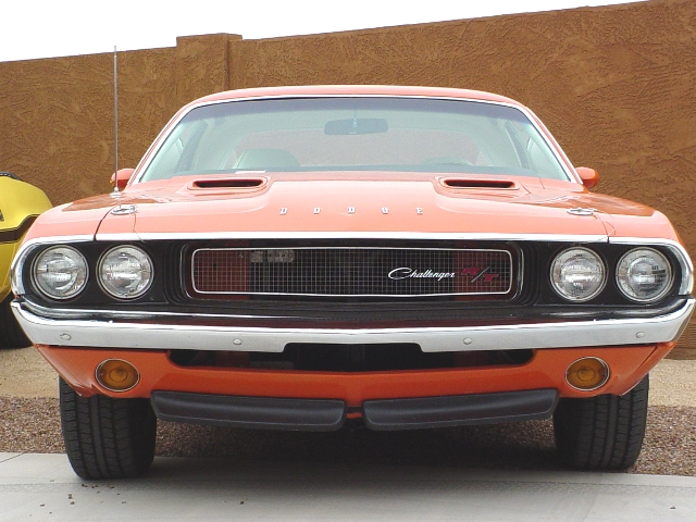 Index Of Images Challenger 1970 Dodge Challenger Rt Orange
