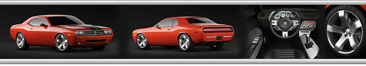 2008 Dodge Challenger Pictures Header