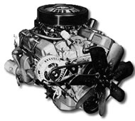 340 Mopar Engine