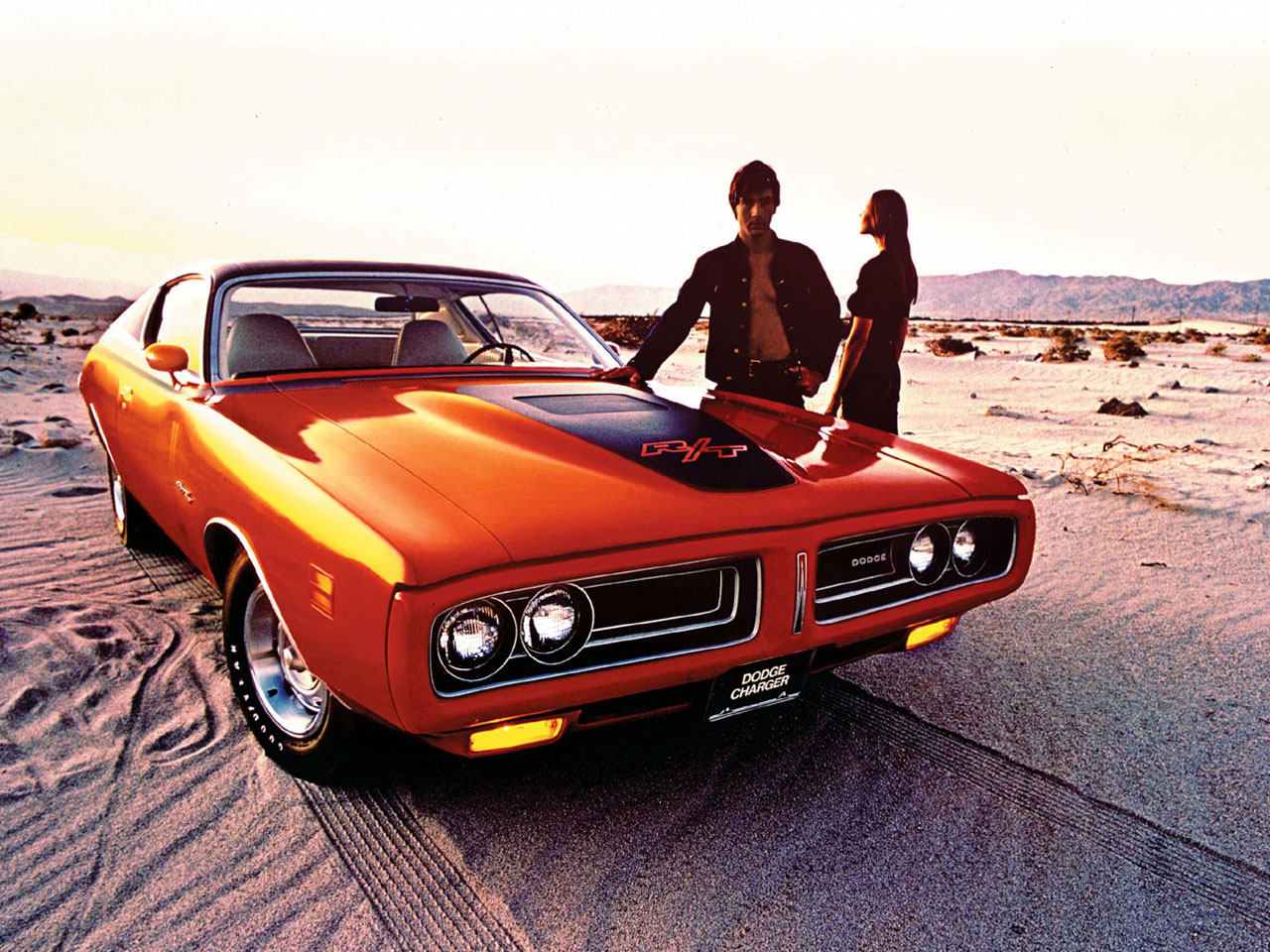 1971 Dodge Charger Wallpaper