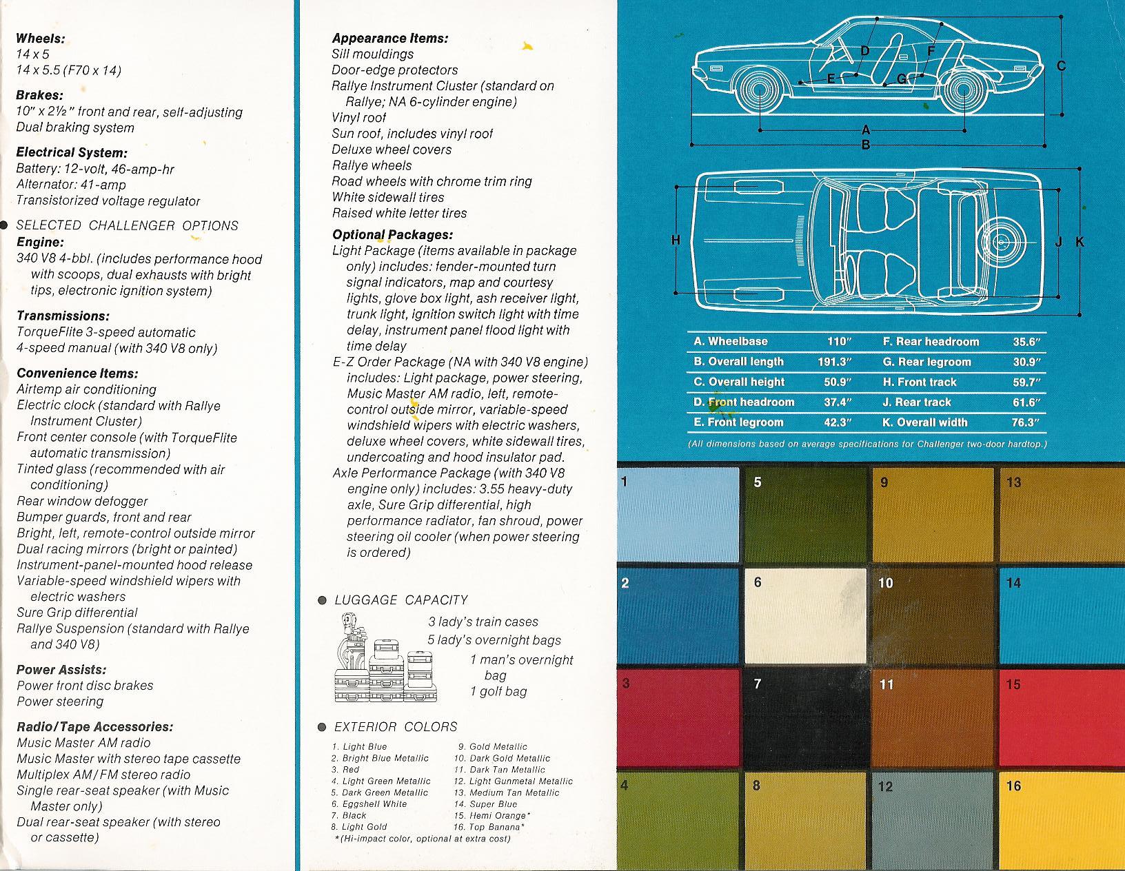 Media - Challenger Brochure