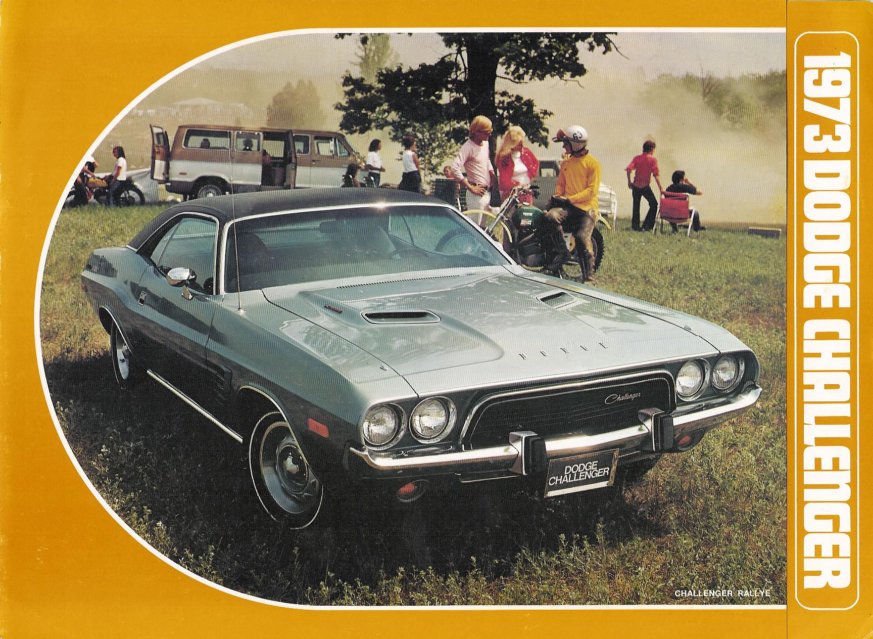 Media challenger brochure pics from the past page 2 dodge challenger forum challenger srt8 forums