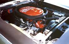 AAR Cuda 340 6 Barrel Engine